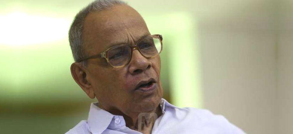 Noted Malayalam poet Paloor dies at 86