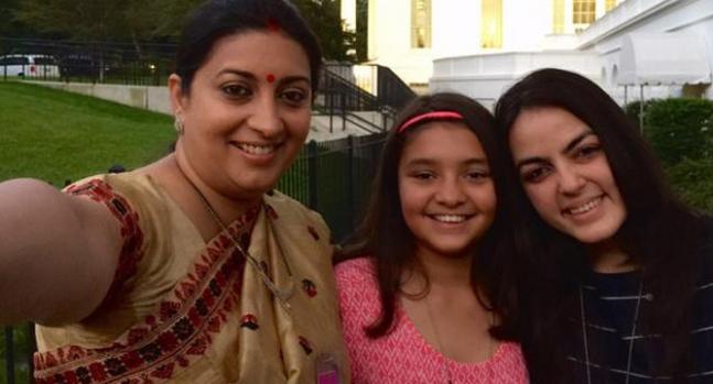Narendra Modi retweets celebs' SelfieWithDaughter
