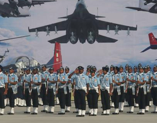 Indian Air Force Day celebrations in pics!