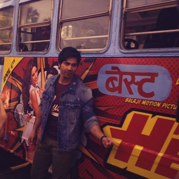 Nargis, Varun launch music in ishtyle