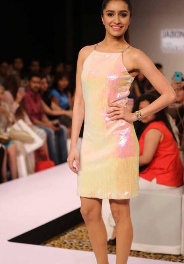 Fashion Week: Shraddha Kapoor sets ramp on fire