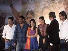 Star-studded music launch of Satyagraha