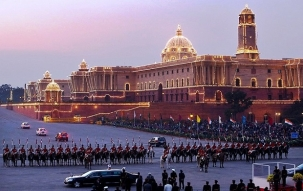 Beating Retreat marks end of R-Day celebrations with foot-tapping numbers