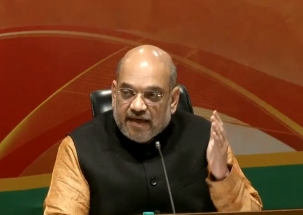 Amit Shah on Tripura victory: Left is not right for any part of India