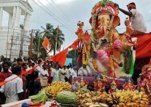 Mumbai: Ganesh Chaturthi celebrations begin