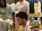 In pictures: Priyanka Chopra-Nick Jonas Engagement
